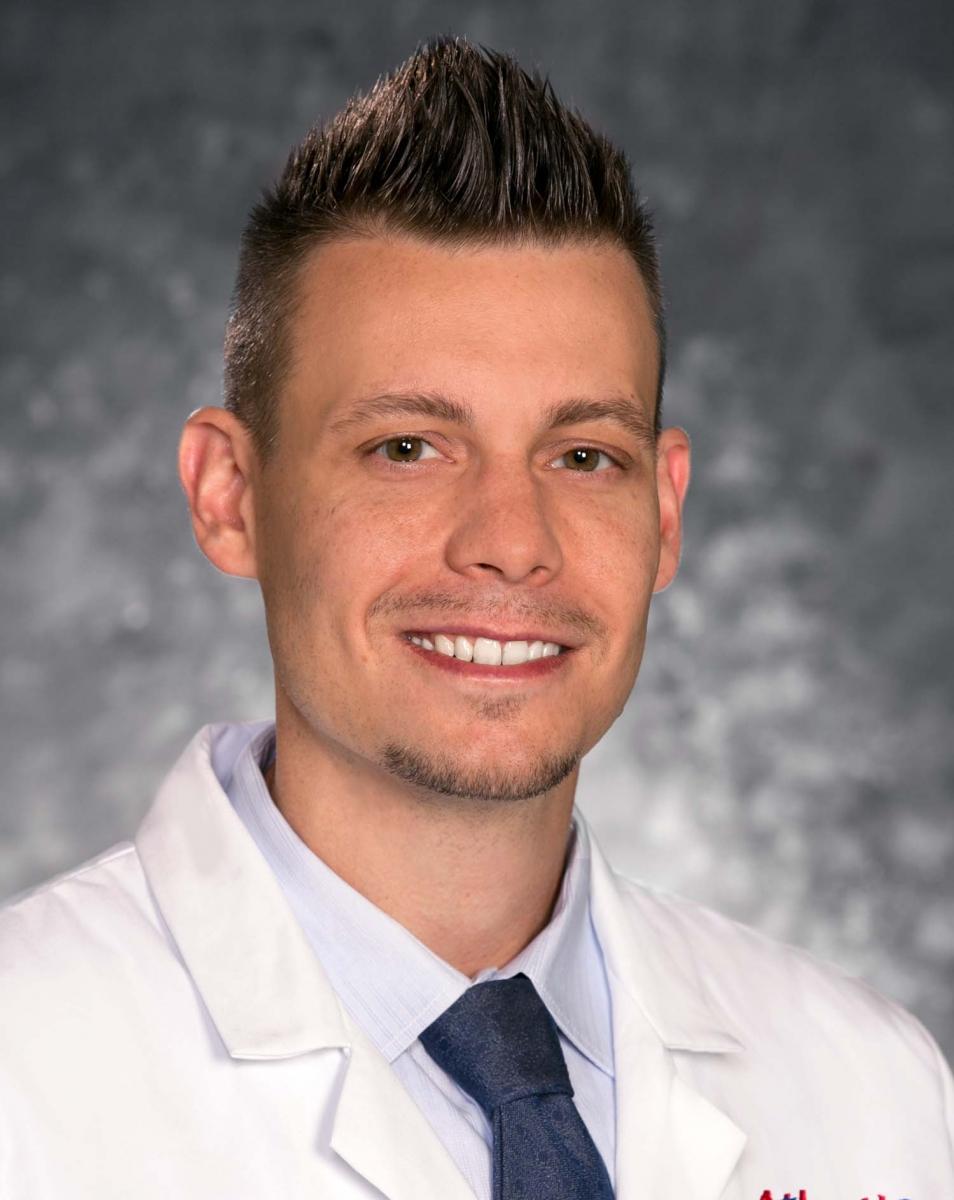 Garrett Rossi, MD