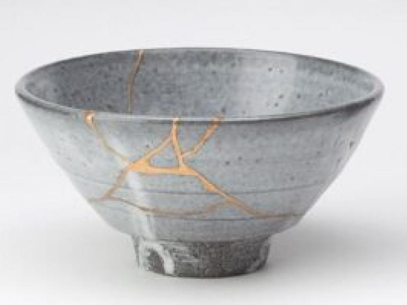 Wellness Wednesday: Kintsugi and the Art of Repair